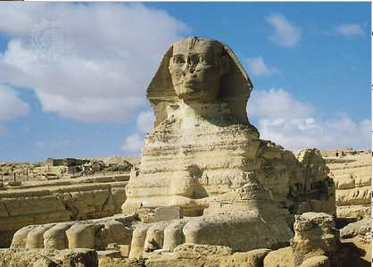 Egypt Sphinx of Giza