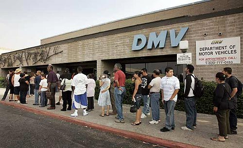 Enabling The Dmv The Real Times